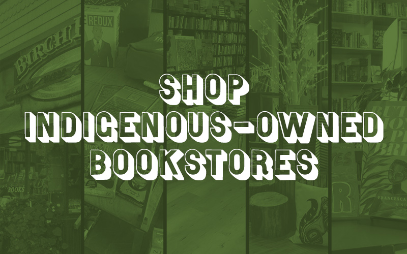 Shop Indigenous-Owned Bookstores